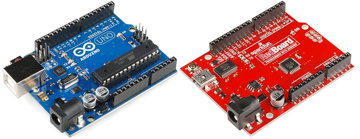 SparkFun RedBoard Programmed with Arduino