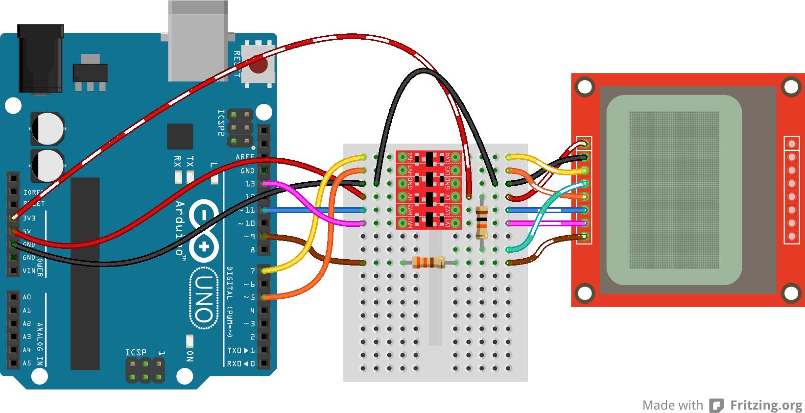 Amazoncom: arduino logic level converter