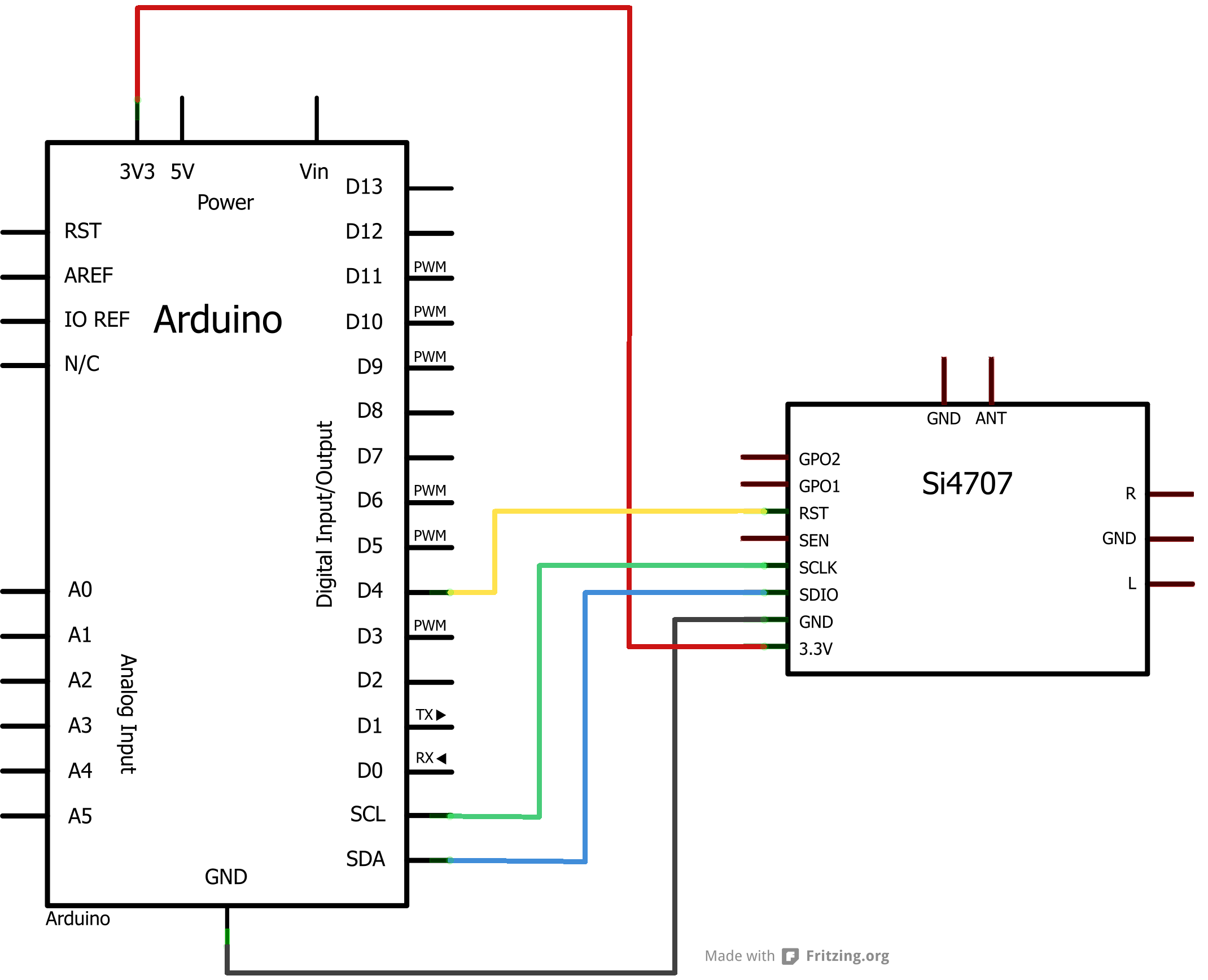 Pull-up Resistors explained - ATMega32 AVR