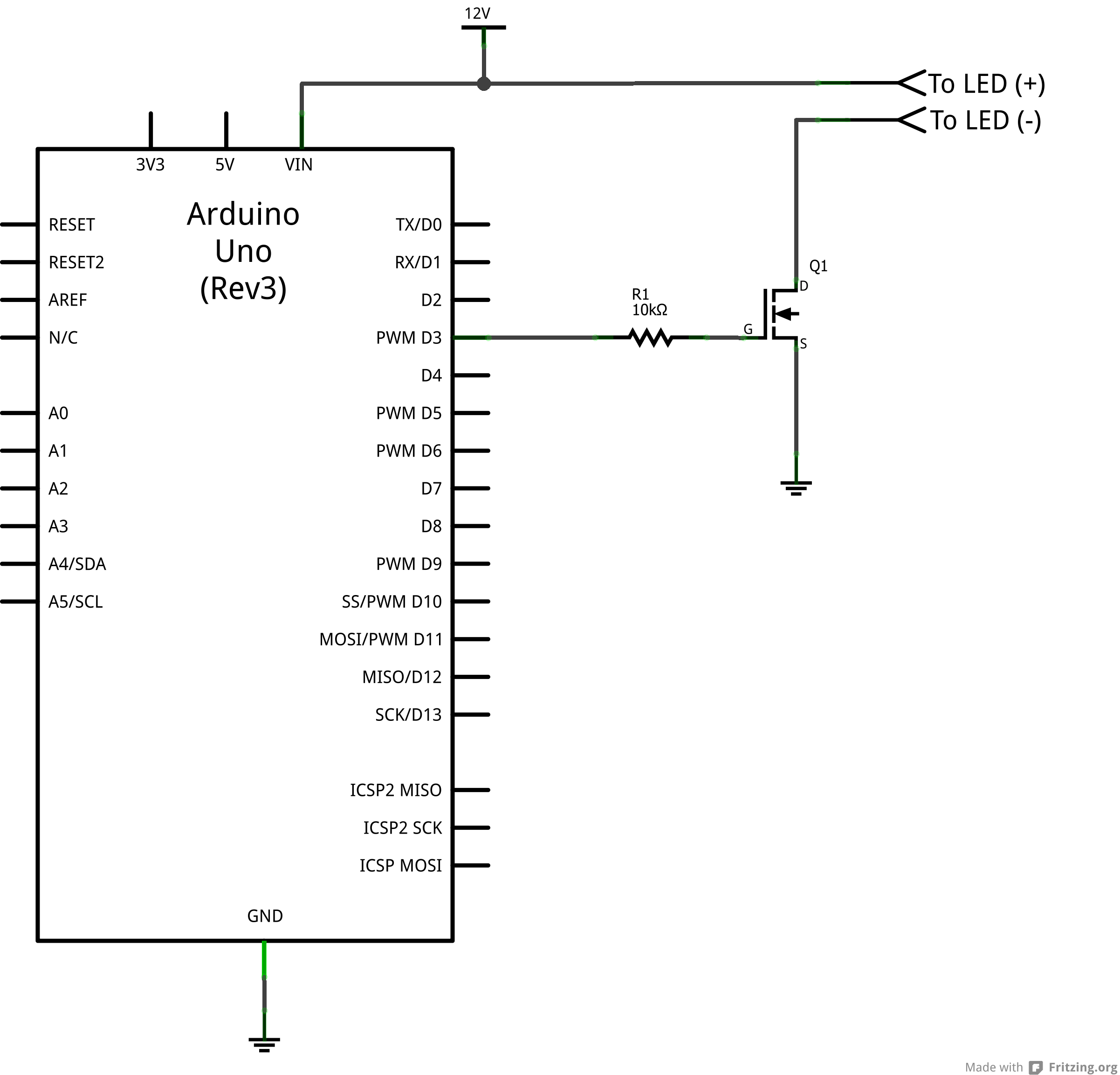 How to do a simple overcurrent protection/circuit breaker