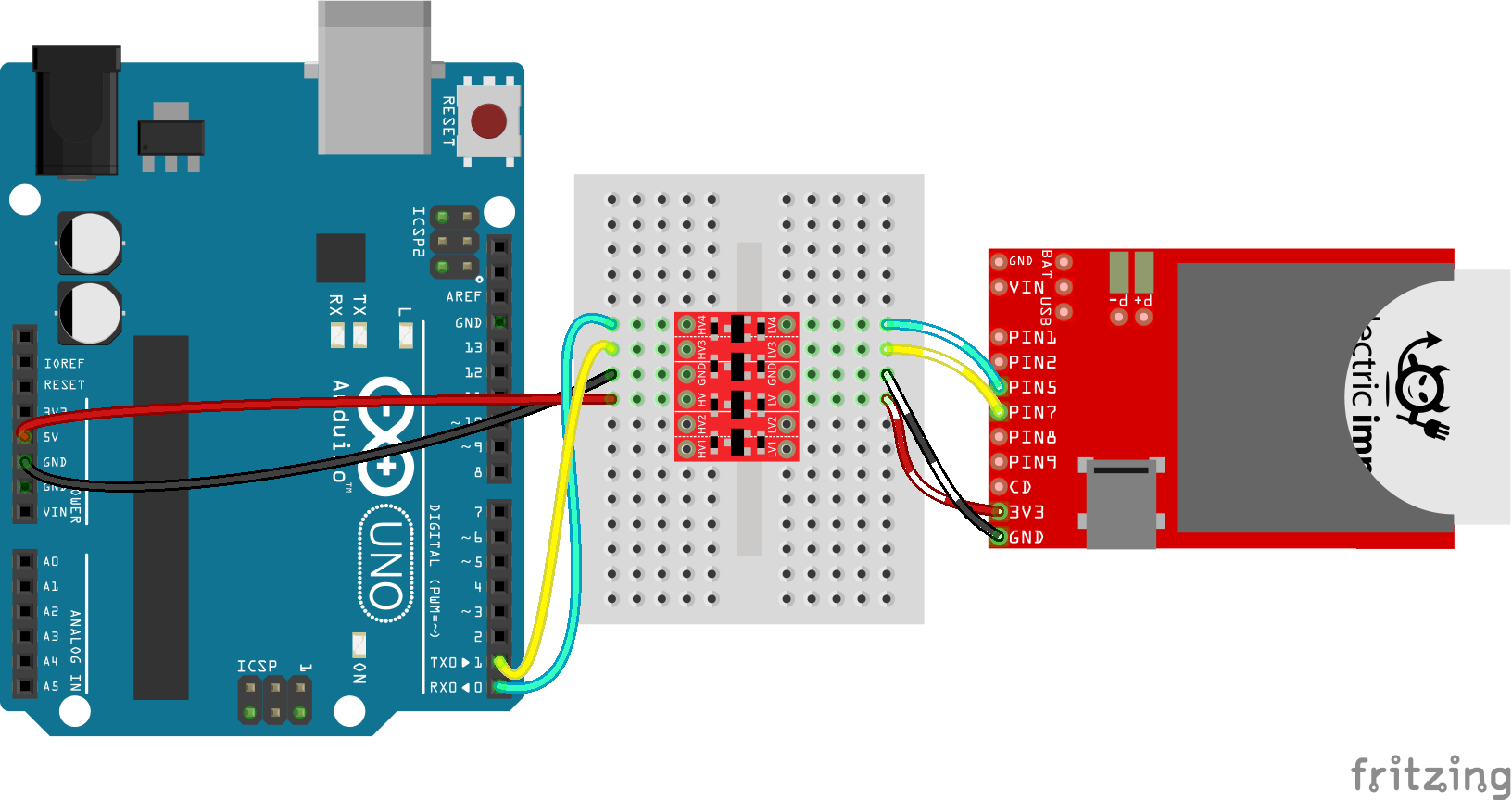 Real Time Clock Module Hookup Guide