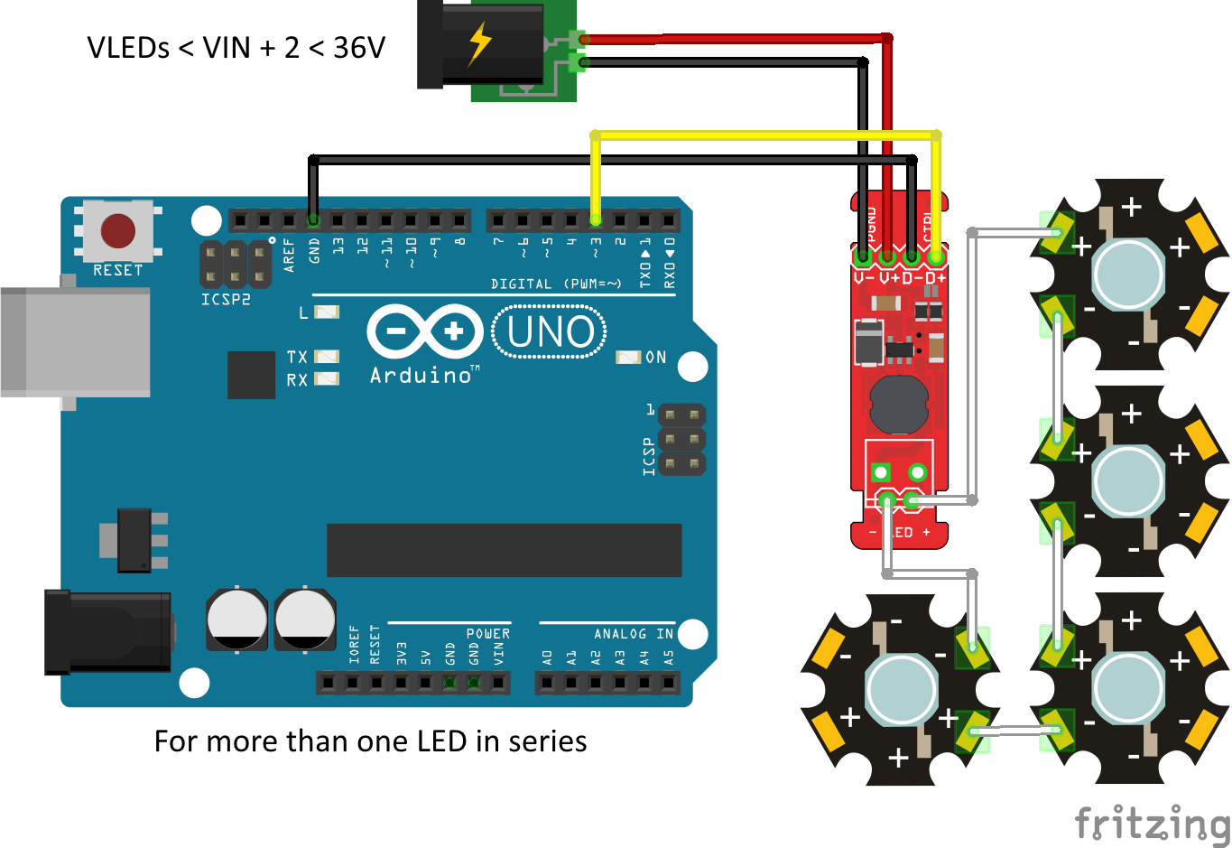 Help with Arduino PWM LED driver