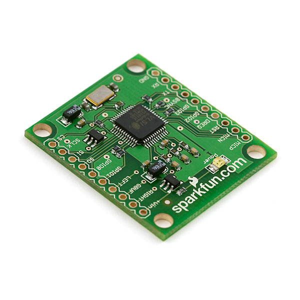 With the new RN-42 Bluetooth module we created a