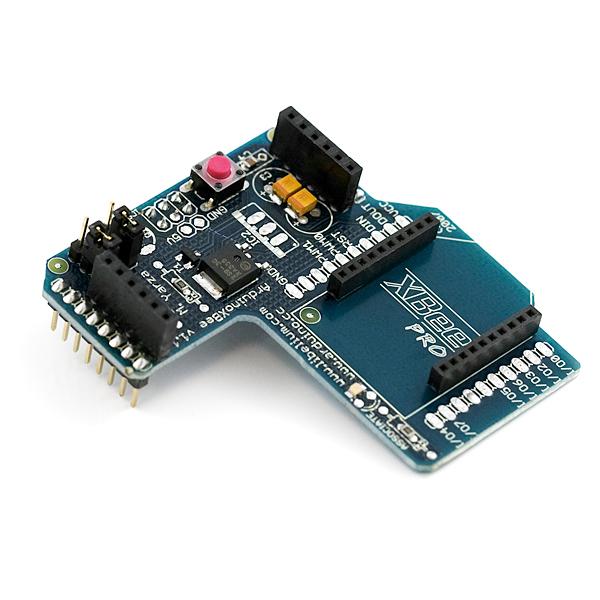 Step 1 - XBee and Arduino - Soft Robotics Toolkit