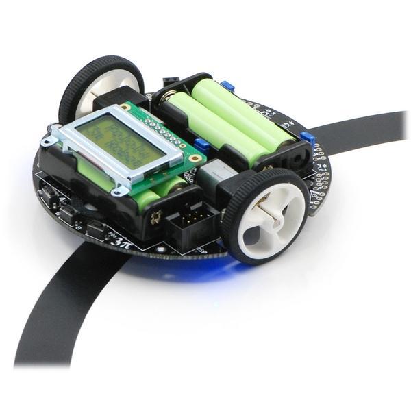 carro robot multiproposito, seguidor de linea, evasor de