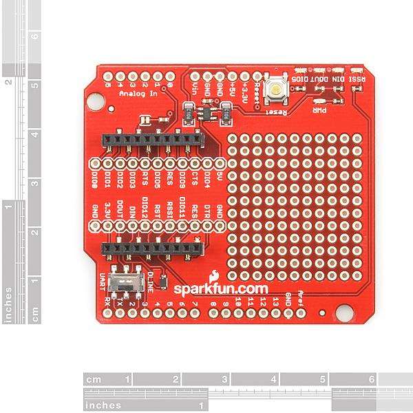 SparkFun XBee Wireless Kit Techshopbd