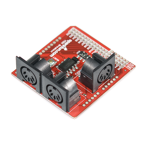 SparkFun MIDI Shield in India - Thingbits Electronics