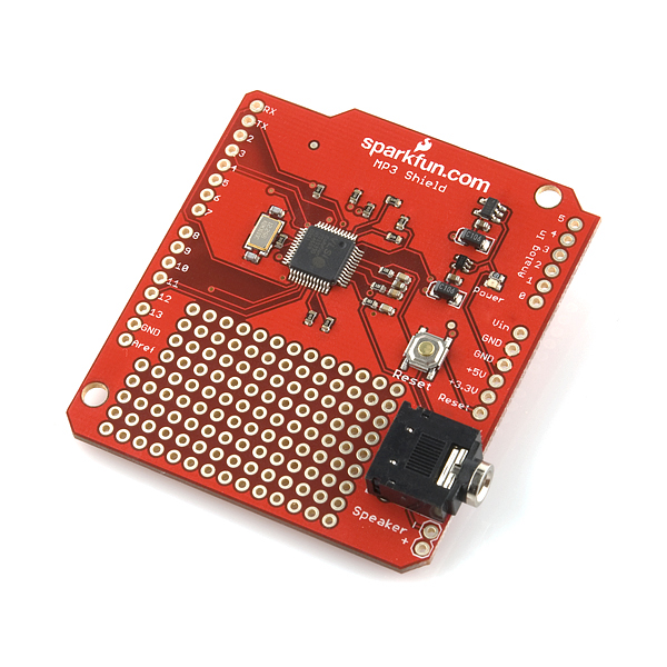 Music Instrument Shield SparkFun - Watterott electronic
