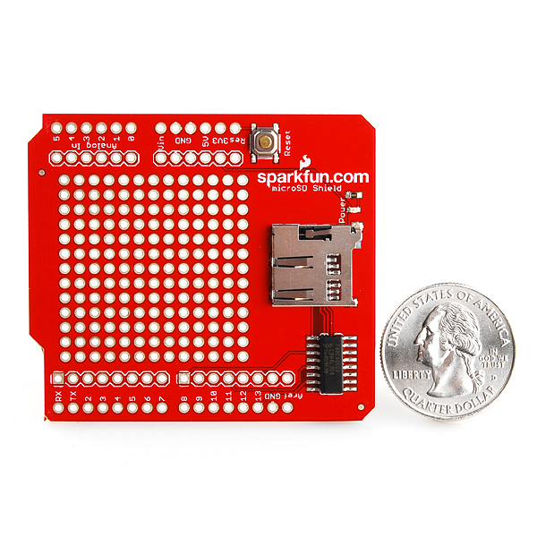 Micro SD Card Breakout Board Tutorial - Adafruit