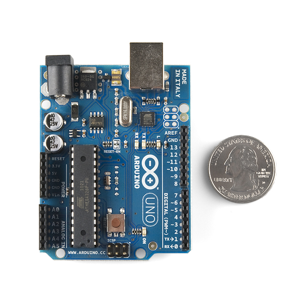 Quick start on Arduino for experienced embedded programmer?