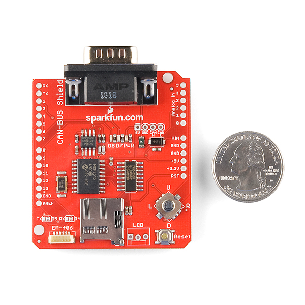 Shields - all products - SparkFun Electronics