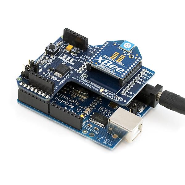 Arduino Shields - SparkFun Mouser