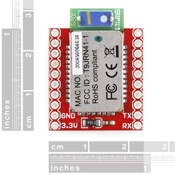 RN-41-EK RN-42-EK Evaluation Kit Users Guide
